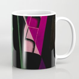 "Juan Gris ""Nature Morte sur une Chaise (Still Life on a Chair)"" (edited 2) Coffee Mug"