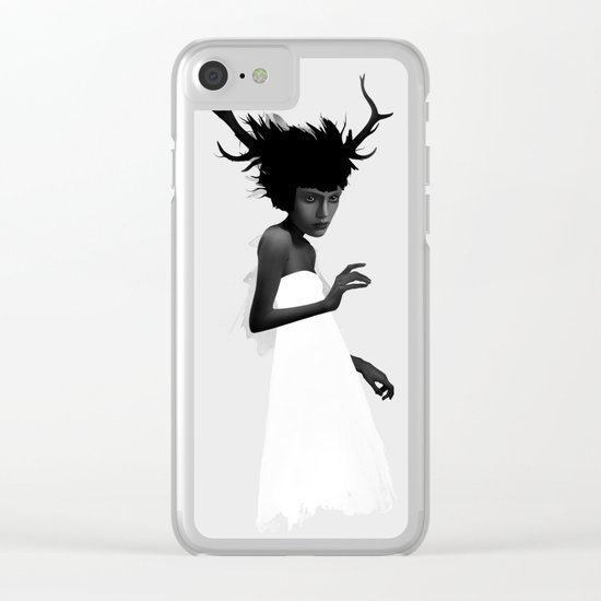 Pagia Clear iPhone Case