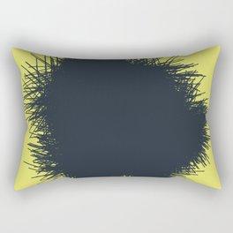 Two colors 1 Rectangular Pillow