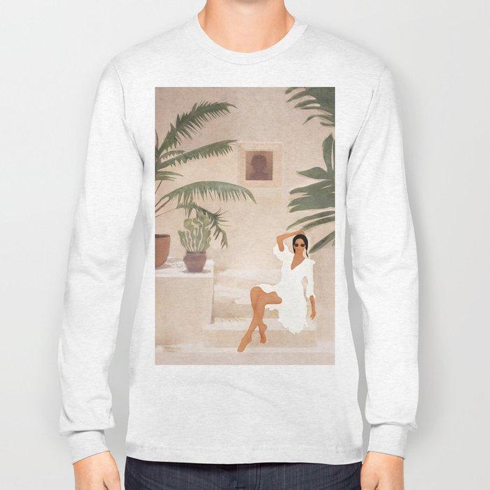 Graceful Resting II Long Sleeve T-shirt