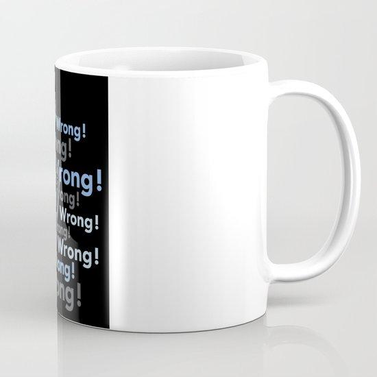 Texting Sherlock Mug