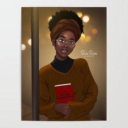 I AM ENOUGH by Bennie Buatsie Poster