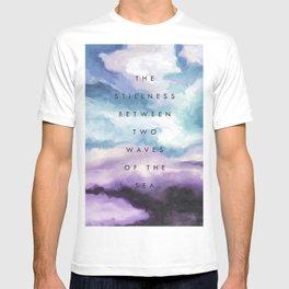 Stillness [Collaboration with Jacqueline Maldonado] T-shirt