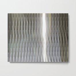 Threading Light Metal Print