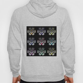 3D Mystery - Space Invasion Hoody