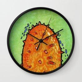 Kiwano Wall Clock