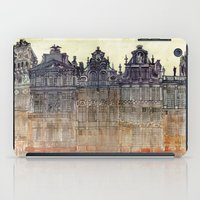 brussels iPad Cases featuring Brussels by takmaj