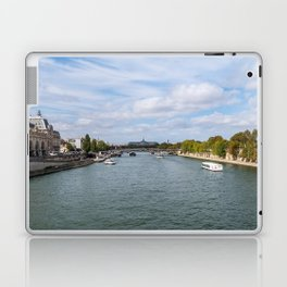 Musee d'Orsay from Pont Royal Laptop & iPad Skin