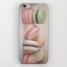 Blush Macarons iPhone Skin