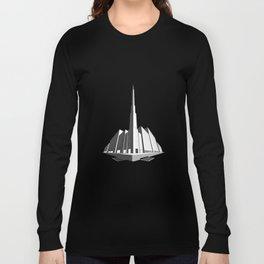 City Block Perspective Long Sleeve T-shirt