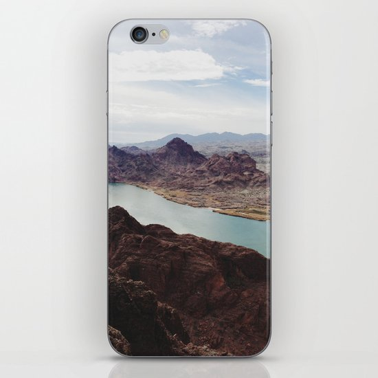 The Colorado River iPhone Skin