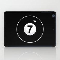 Black Seven iPad Case