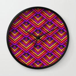 Arrows Wall Clock