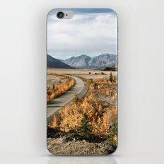 Fall Yukon Valley iPhone & iPod Skin