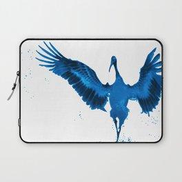 Blue Crane Laptop Sleeve
