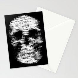Love Kills 1 Stationery Cards