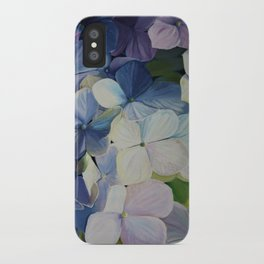 Hydrangea 3 iPhone Case
