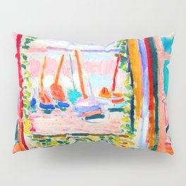Henri Matisse Open Window Pillow Sham