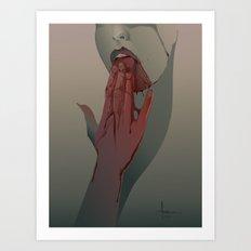 APERITIF I Art Print