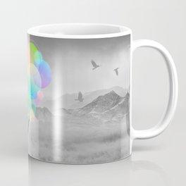 The Echoes of Silence Coffee Mug