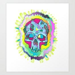 Greatful Dead Art Print