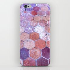 Cathedral Tile, Chartres France iPhone & iPod Skin