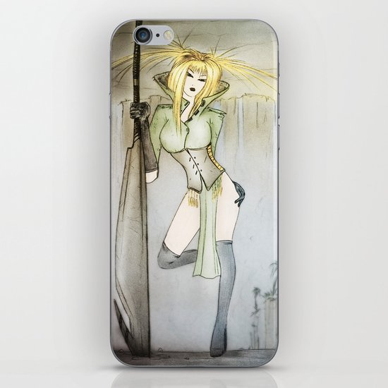 permanently moist iPhone & iPod Skin