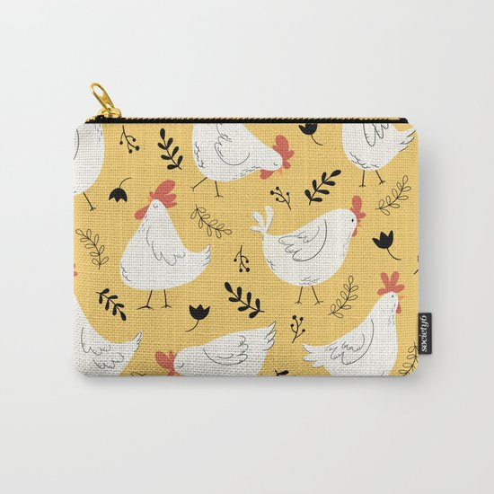 Lovely Little Hens by ashleyind