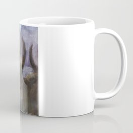 Bull - Original painting Coffee Mug