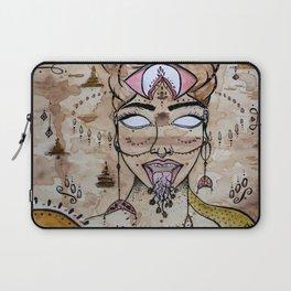 Earth Warrior Kali Laptop Sleeve