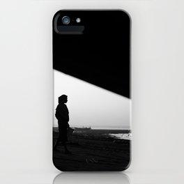 Lombok minimal iPhone Case