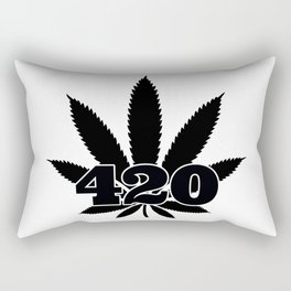 420 Rectangular Pillow
