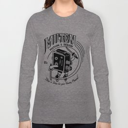 The Milton Connection: Surge Long Sleeve T-shirt
