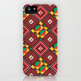 Tribe Vibe iPhone Case