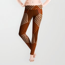 Op Art 103 Leggings