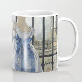 Edouard Manet - The Railway Coffee Mug