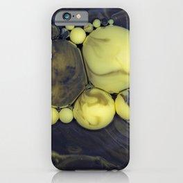 Bubbles-Art - Isaac iPhone Case