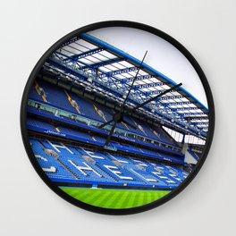 Stamford Bridge West Stand Chelsea Wall Clock