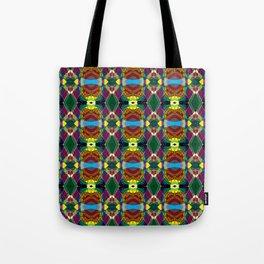 Kaleidascope  Tote Bag