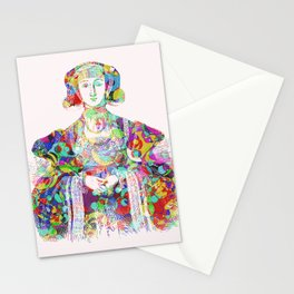Anne of Cleves Stationery Cards