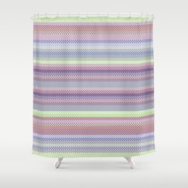 Lullaby Weave Shower Curtain