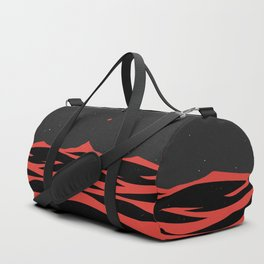 Black Dunes II Duffle Bag