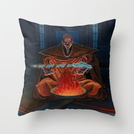 Holy Blessing Throw Pillow