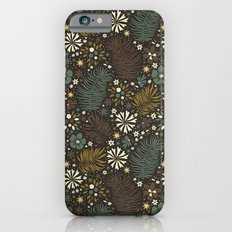 Mystical Forest (Greens) iPhone 6 Slim Case