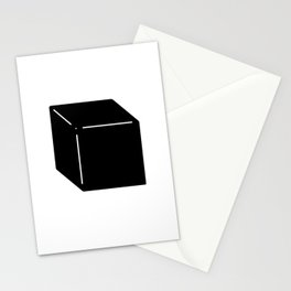 Shapes Cube Stationery Cards