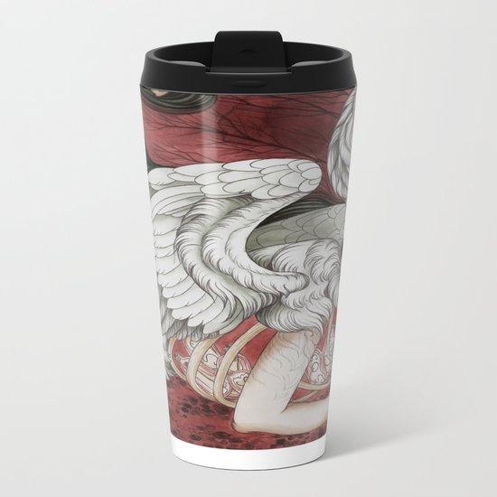 Save Yourself Metal Travel Mug