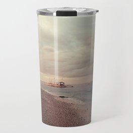 oh, Sea, how I love thee Travel Mug