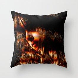 Victoria Legrand (Beach House) - I Throw Pillow