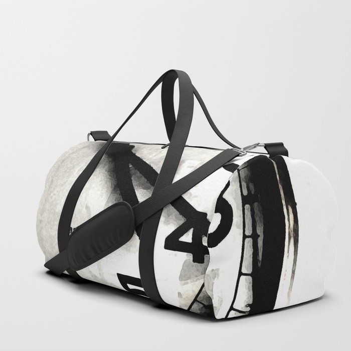 Four Nineteen Clock Duffle Bag