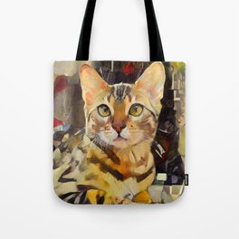 I Am Not Amewsed Tote Bag